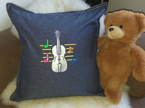 "Plottermotiv ""Violine"""