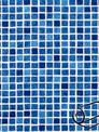 Alkorplan - blue greek