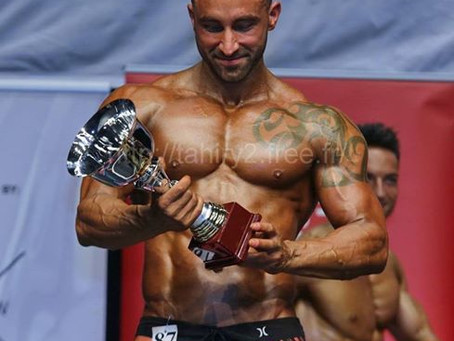 Open Bodybuilding & Fitness