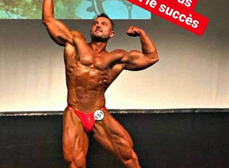 Nutrition pour devenir un champion