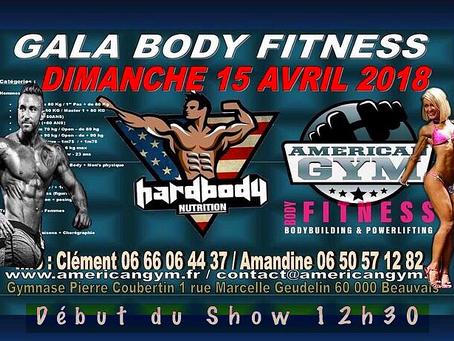 Open Body Fitness saison 2