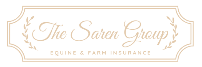 The Saren Group equine and farm insurance logo