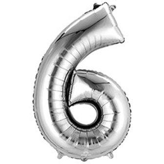 Mylar Oversized Balloon #6