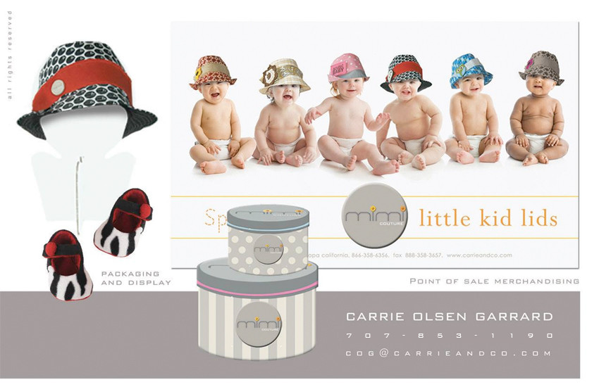 Little Lid Kids - merchandising