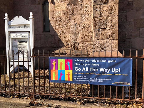 Outdoor SIgns - All The Way Up at House of Prayer.jpg