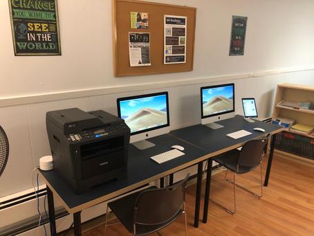 New Job Center Open House