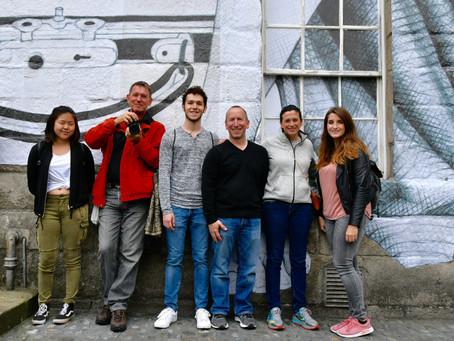 Airbnb... Dublin Street Photography Experience Fun!!