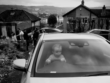 Top  25 Street Photos in Black & White of 2017 ( Baby Driver )