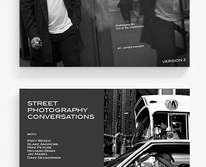 The Essentials of Street Photography & Street Photography Conversations - Version 2 - James Maher