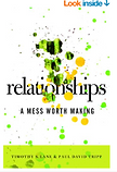 Relationships -A Mess worth making cover