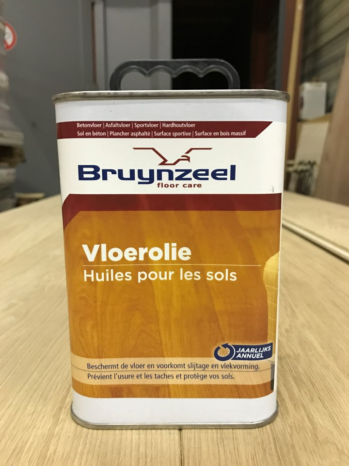Bruyzeel Bruwax Vloerolie