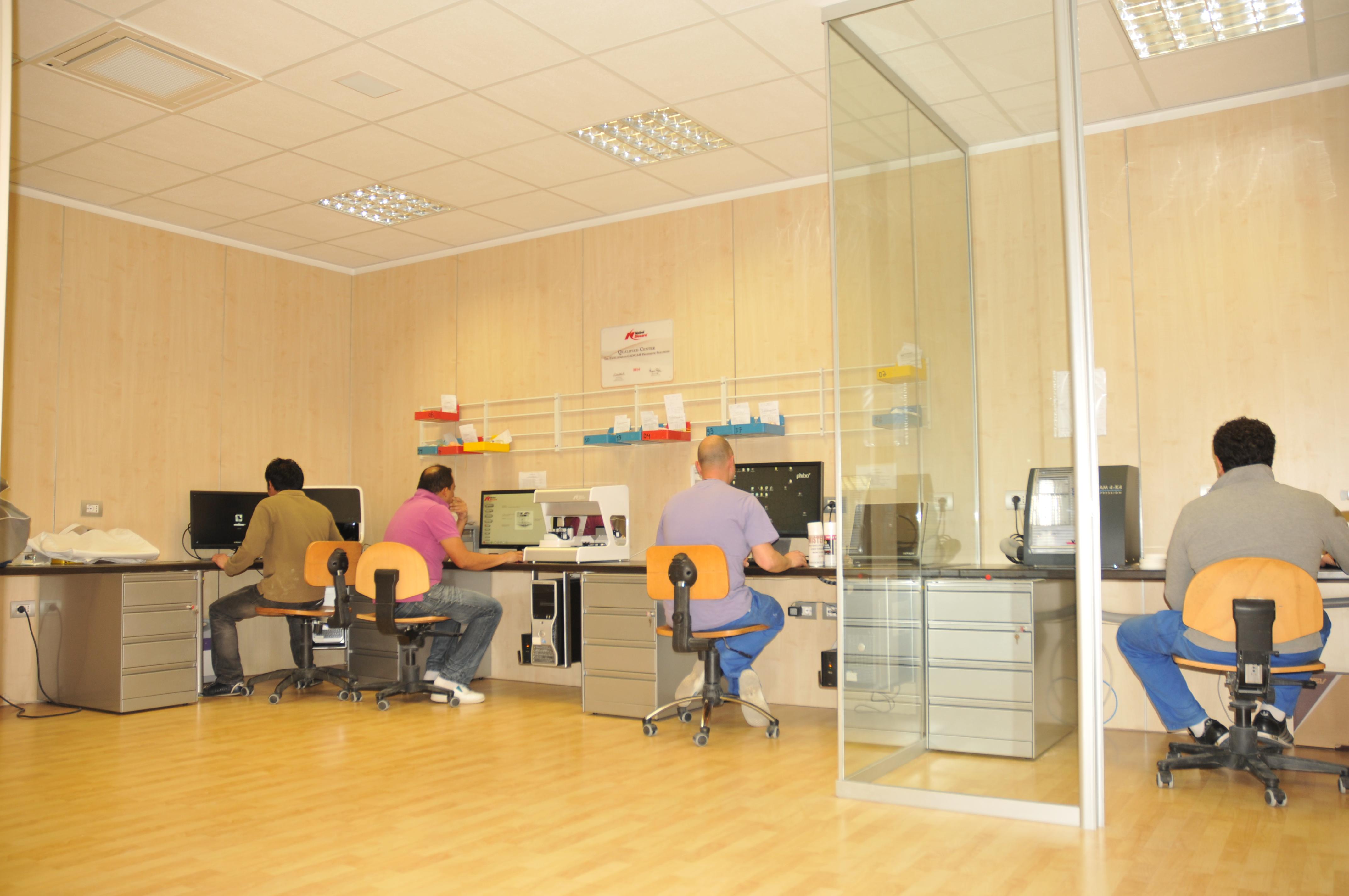 Laboratorio Promoidea 2