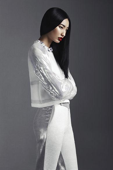ファッションモデル