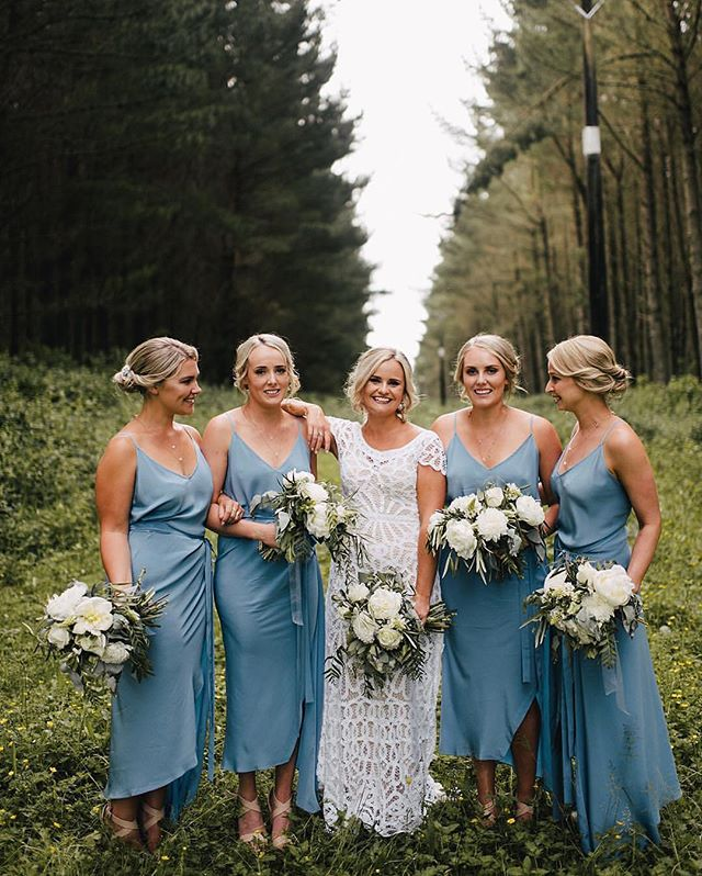 _nicolabartels_  Bridal party on point! Stunners like these make my job so easy 👌🏼😍 Incredible ph