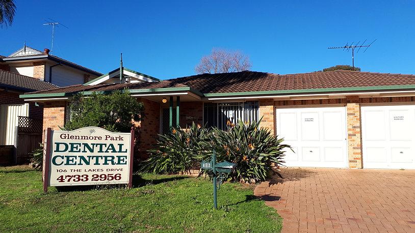 Glenmore Park Dental Lakes Drive