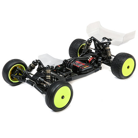 22 5.0 DC RACE KIT: 1/10 2WD BUGGY DIRT/CLAY