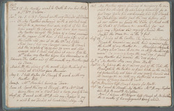 Extracts from a day book 1797 & 1821