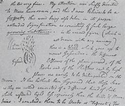"""Herschel's notes on """"Lunarians"""""""