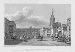 The Great Courtyard in Dublin Castle