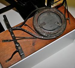 William Herschel's Mirror polisher