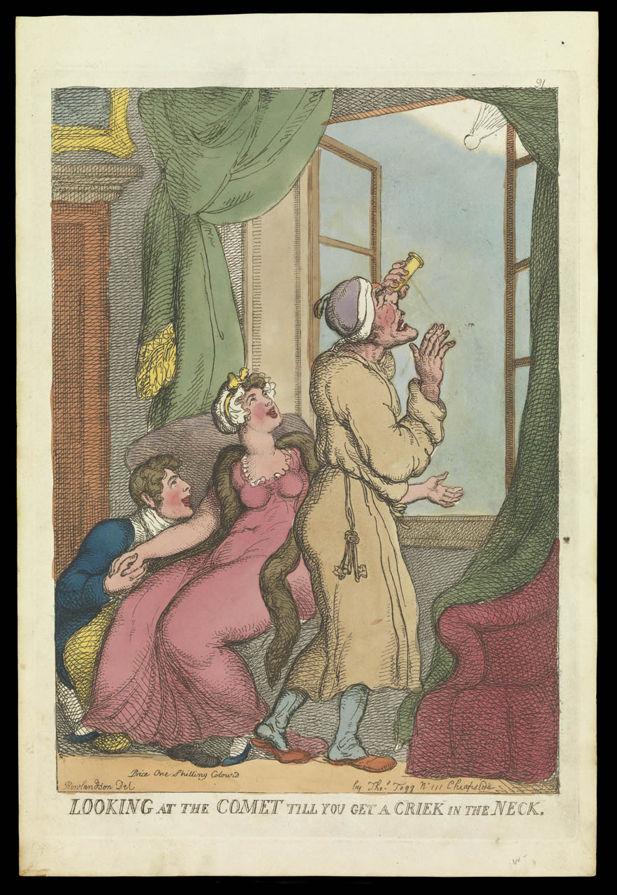Thomas Rowlandson, 1811