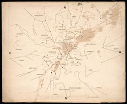 """""""Memorandum book,"""" 1780s or 1790s"""