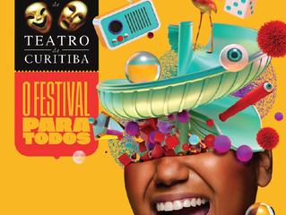 Festival de Curitiba promove uma ação cultural digital durante a pandemia