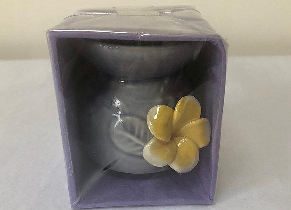 Mini ceramic oil burner
