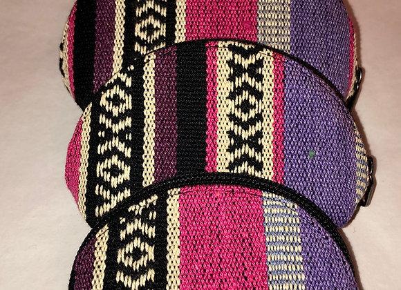 Set of 3 Boho woven purse