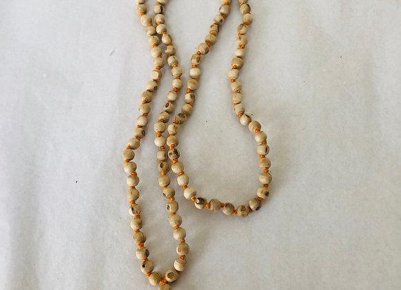 Tulsi wood  Mala beads