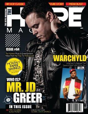 JD Greer Hype Magazine