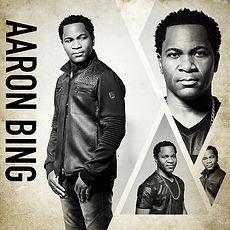 Aaron Bing Self-titled CD Cover