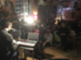 Open mic concert night