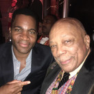 Aaron Bing & Quincy Jones