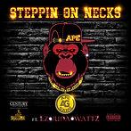 STEPPIN ON NECKS (COVER).jpg