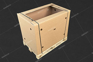 bulk food packaging box