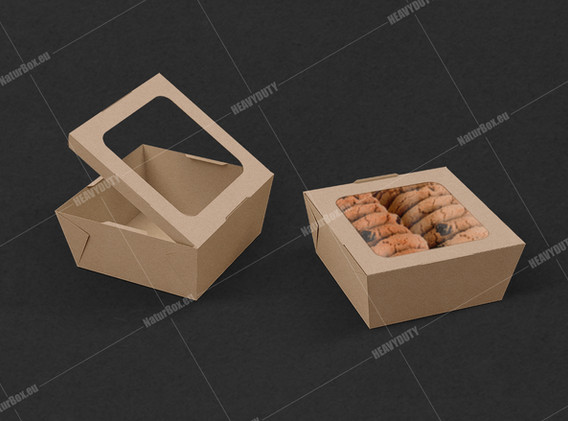 Food Pastry Boxes