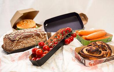 paper punnets for vegetables, fruits and bakery, kartonske plitice za povrće, papirnate posudice za svježu hranu