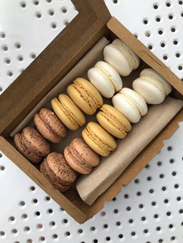 Macaron long tray