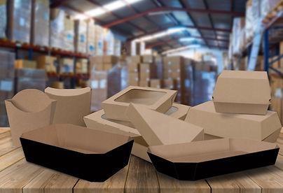 stock range segment, takeaway trays, fast food kutijice, proizvodi na zalihi