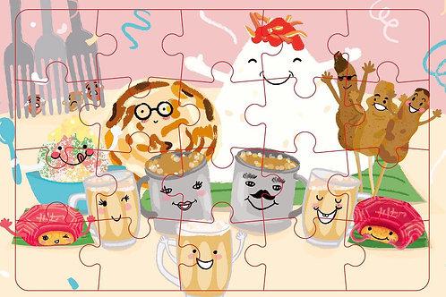 Puzzle (ABCs of Singapore)