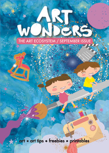 Art Wonders Issue #3