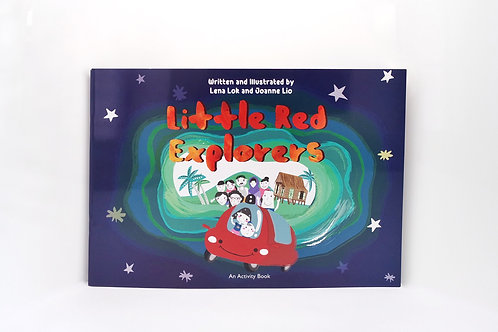Little Red Explorer Book
