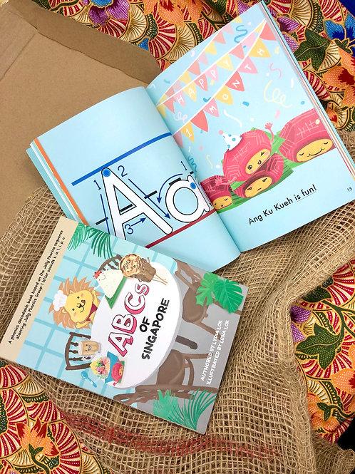 ABCs of Singapore (Phonics Book)
