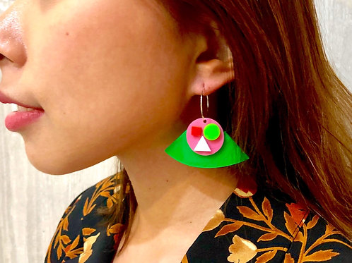 Nasi Lemak Earring