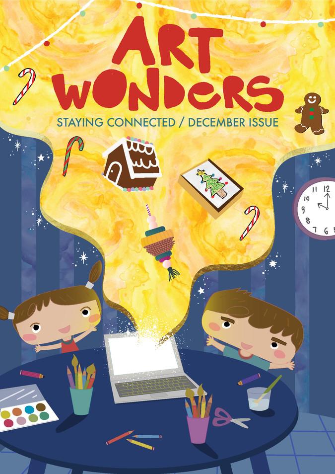 Art Wonders Issue #4