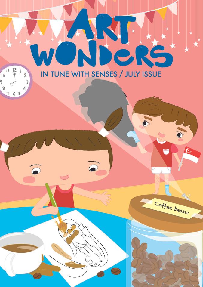 Art Wonders Issue #2