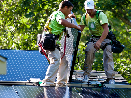 Help Us Put Solar Panels on Cook County Rooftops!