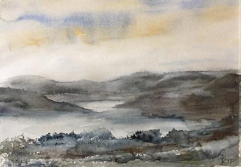 Mist Over Lakeland