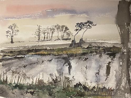 Thornton Reservoir Fine Art Print